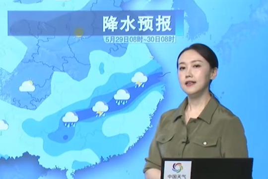 南方又遇强降雨 北方需防范强对流天气