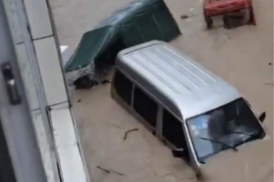 廣西暴雨洪澇災害持續 險情連連