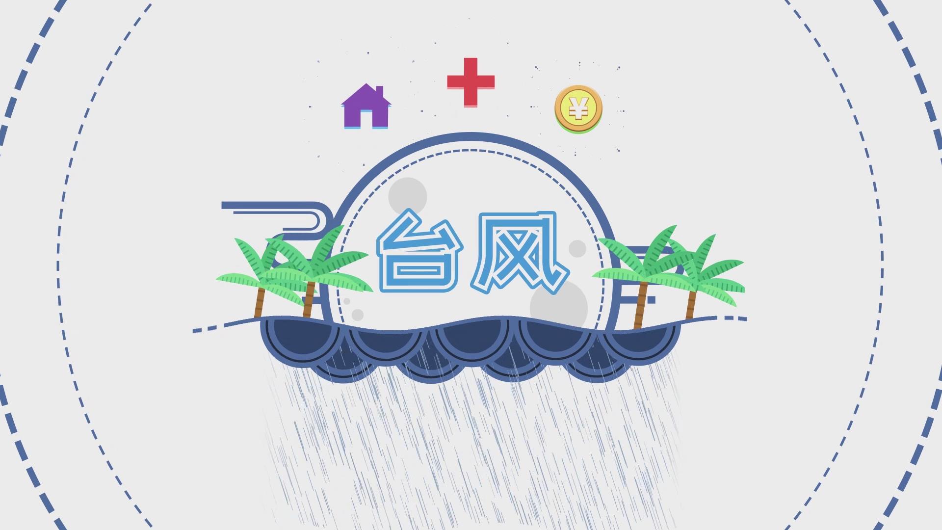 """天气""""动""""科普:自然灾害系列——台风(下)"""