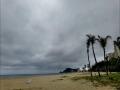 廣東海陵島:臺風登陸后風雨變化