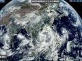 南海热带低压生成 周末影响华南