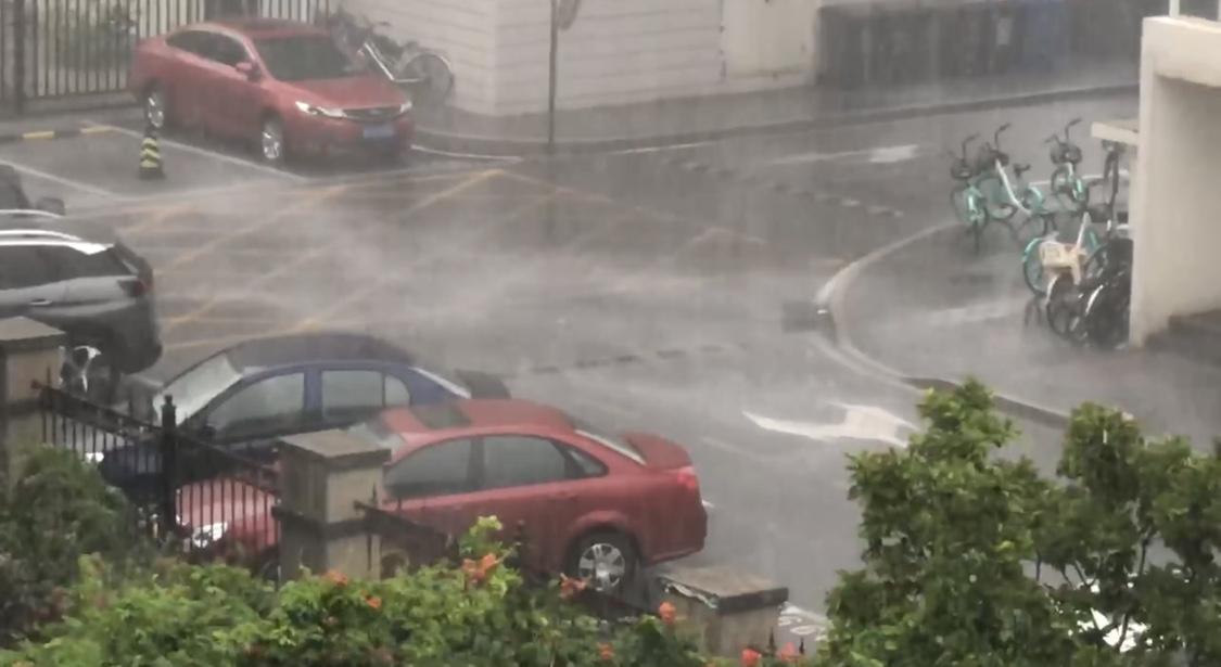 早点回家!北京降雨最强时段未至