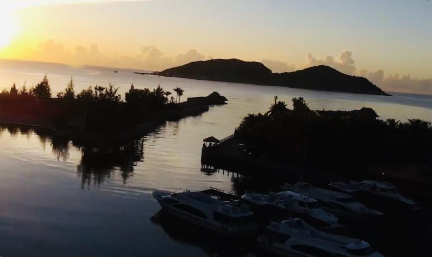 我的天空:从日出到日落 坐看云海变幻