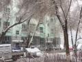 新疆沿天山一帶普降小到中雪局地大雪