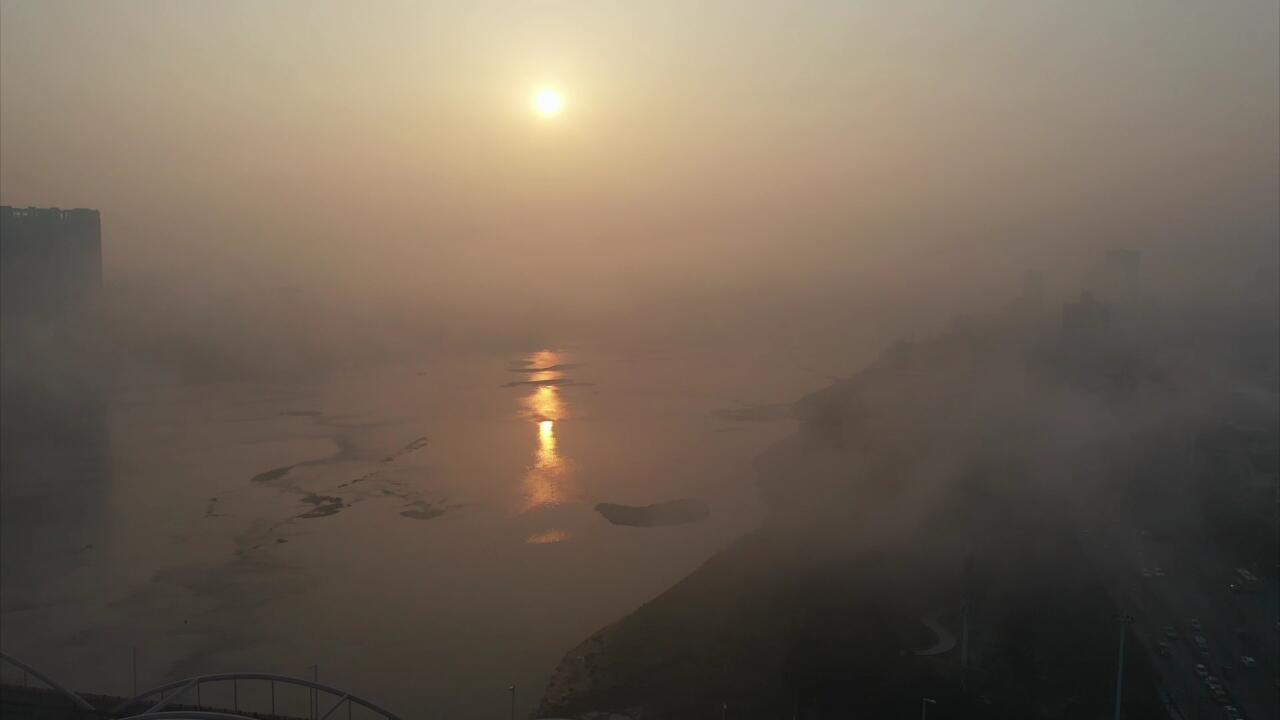 乐山发布今年首个大雾橙色预警信号