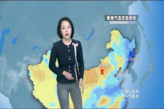 今明兩天 東北地區降溫猛烈