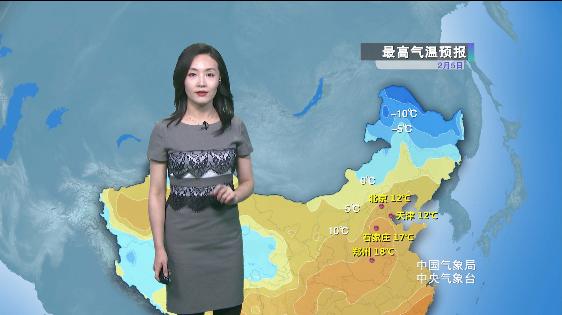 6-8日 新一股冷空氣到來 華東地區氣溫大跳水