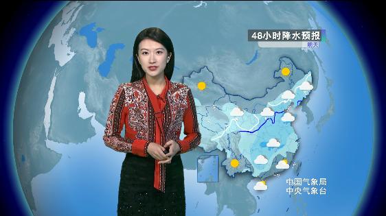 冷空氣到來 全國現大規模雨雪降溫