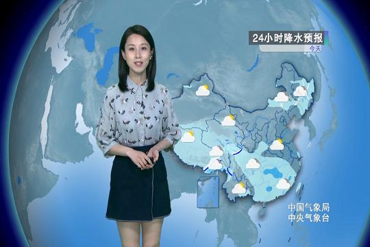 南方陰雨頻繁 氣溫低迷 北方氣溫波動起伏大