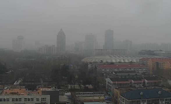 北京10日启动空气重度污染黄色预警