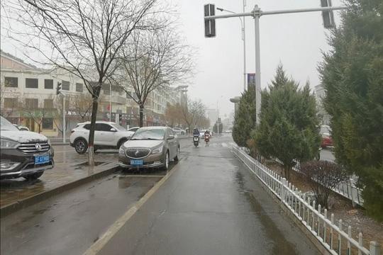 降雪降温!甘肃酒泉延长供暖期
