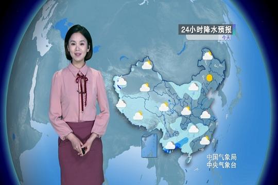 全国大部天气晴好 云南局地有暴雨