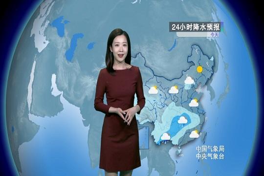 南方降雨增强 新疆西南部 西藏西部将迎强降雪