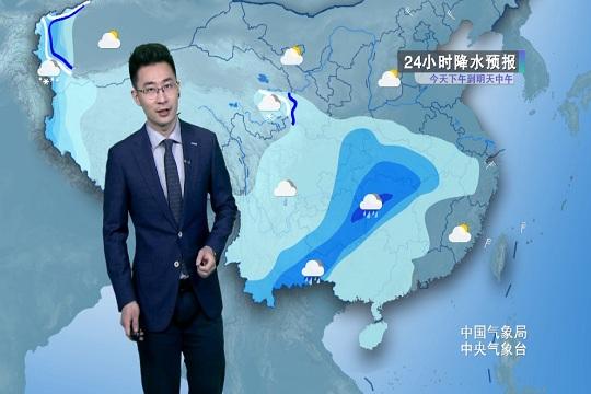 南方降雨不停歇 云南贵州广西等地将迎强降雨