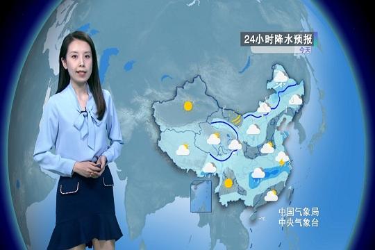 北方将迎降温雨雪天气 江南等地气温持续偏低
