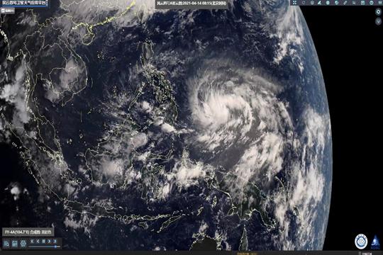 """今年第2号台风""""舒力基""""已生成"""