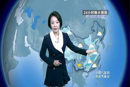 大范围降雨接二连三 北方气温将大幅回落