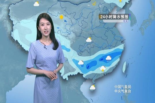 南方雨水再度发力 华北黄淮等地多大风