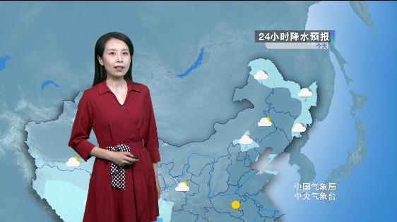 南方降水廣泛 北方多地氣溫上升