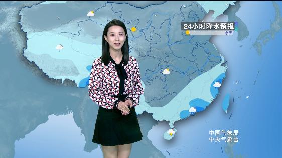 江南將迎降雨間歇期