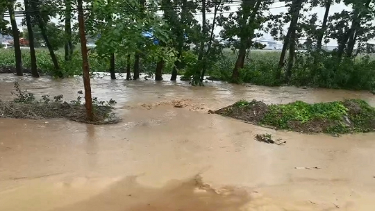 284毫米!四川绵阳局地现特大暴雨