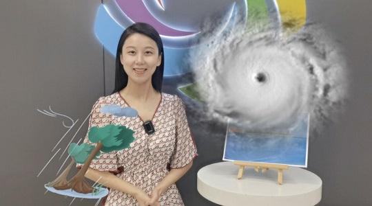 小牛顿气象台:为什么会有台风?