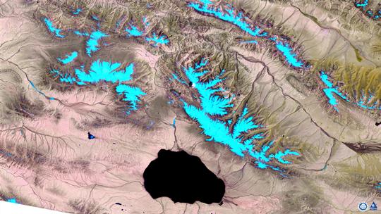 气候变暖青藏高原暖湿化显著