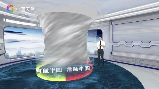 台风科普:危险半圆你知道么?