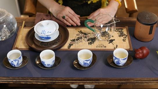 秋分:秋分兩半 一半秋光茶滋養