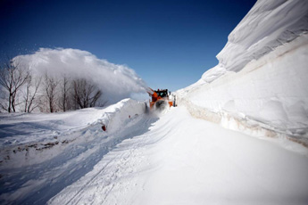 snow hazards snow hazards are caused by large amount of snowfall which