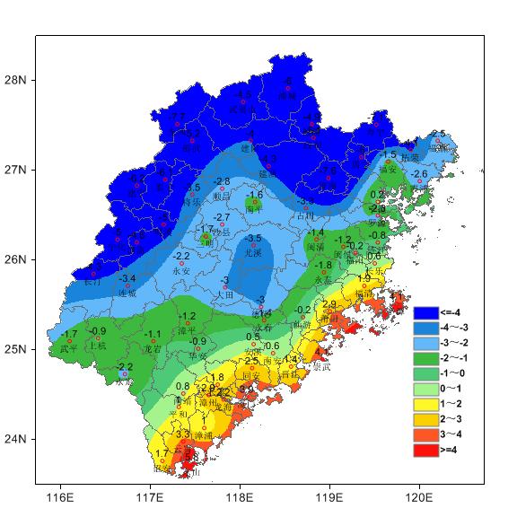 菏泽赶集网:福建省气候公报(2018年)