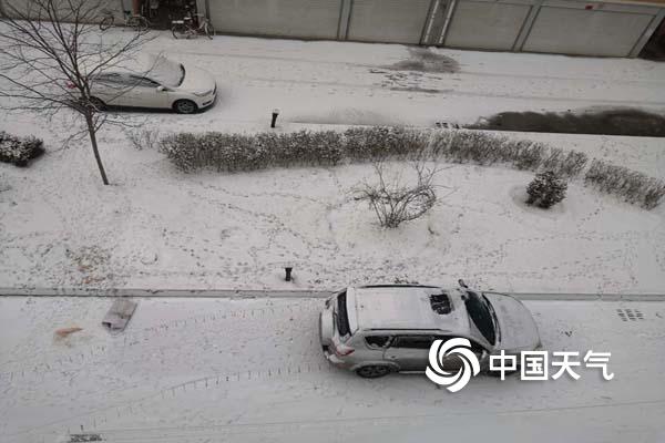 通渭再次迎来雨雪天气