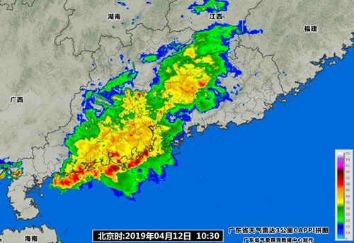 周末仍有强降水 继续防御强对流及其次生灾害
