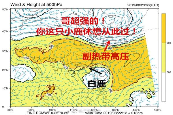 """台风""""白鹿""""将正面袭击广东"""