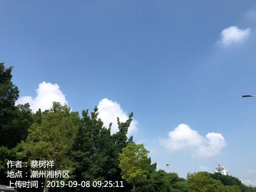 """未来三天 广东""""炎""""值依旧在线"""