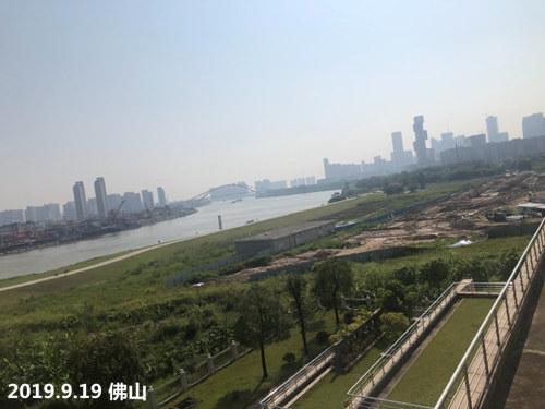 广东开始进入晴朗干燥的时节