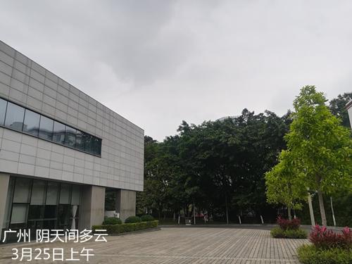 26-27日广东有大雨到暴雨 注意防御强对流