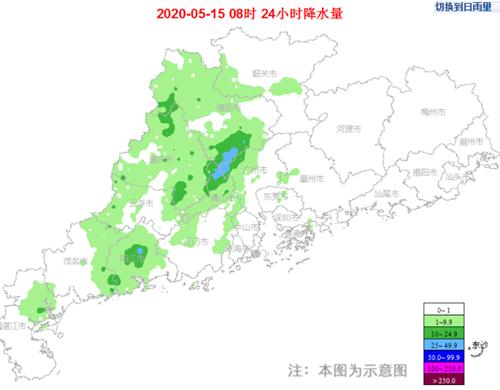 广东下周进入多雨期