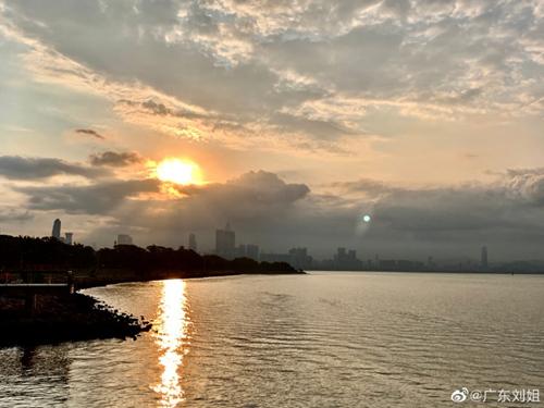 20日夜间到22日早晨广东又有暴雨