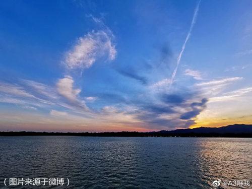 今天粤西仍有暴雨 未来几天多云为主