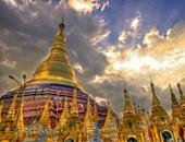 缅甸阿马拉布拉古城
