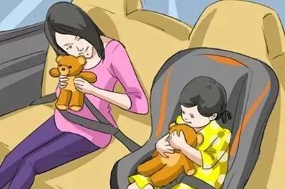 春运途中中宝宝晕车晕机怎么办