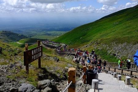暑期旅游推荐国内篇(17)吉林长白山