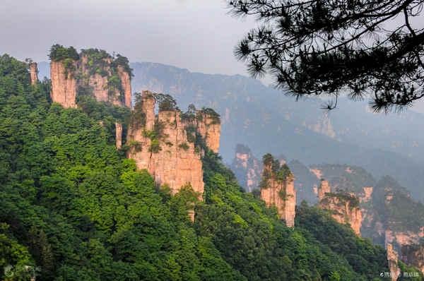 暑期旅游推荐国内篇(24)张家界