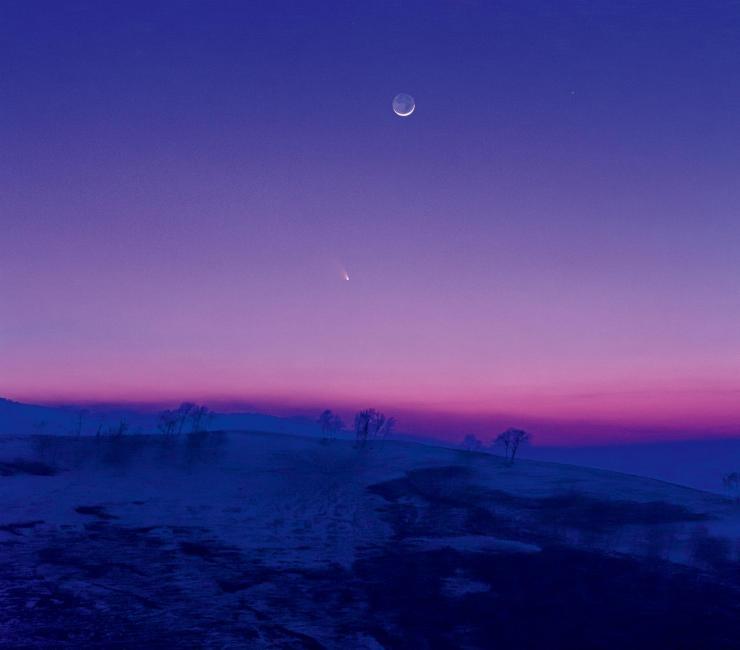 黎明与黄昏 风光摄影师最钟情的黄金时间段