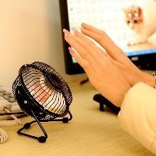 冬季安全使用取暖设备