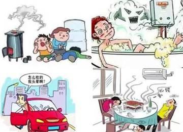煤气中毒了该如何急救?
