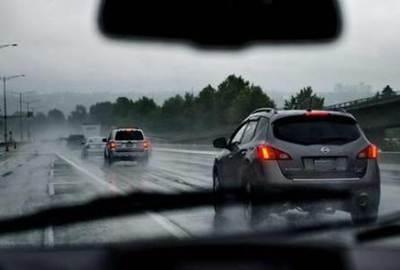 雨天行车需要注意哪些