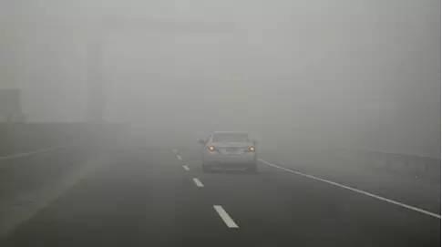 雾天行车需注意什么?