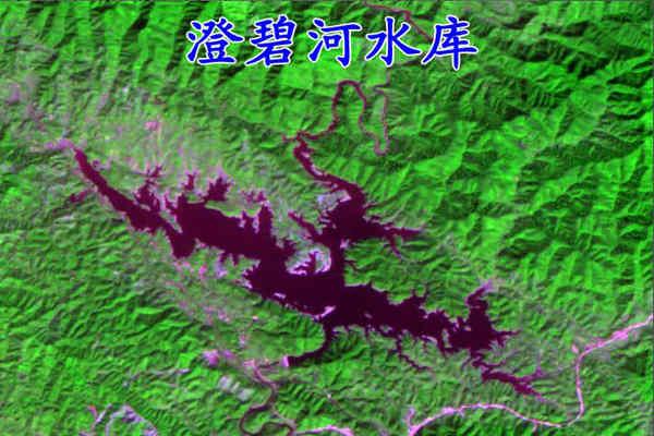 2017年12月广西水情遥感监测